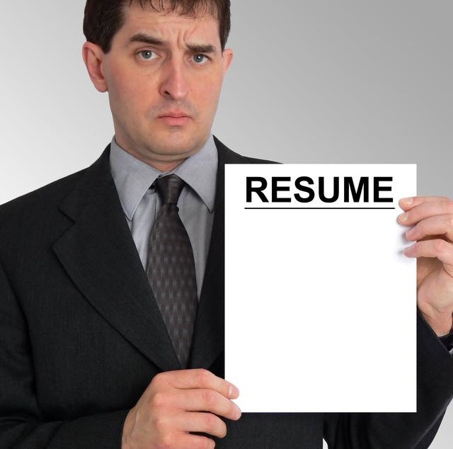 How To Write a Resume (When You Have No Job Experience) | Multimedia ...